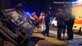 Polizeigewalt in Stuttgart: Video zeigt Prügelei nach Unfall