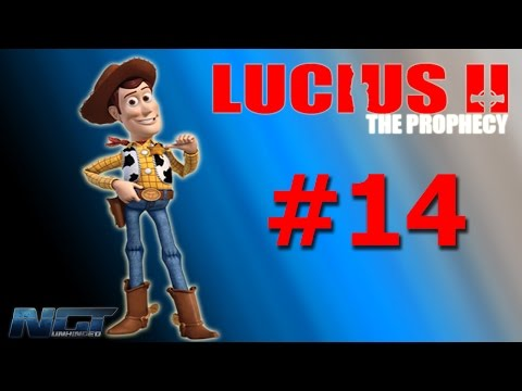 LUCIUS 2 THE PROPHECY: Somebody's Poisoned The Waterhole - Episode 14