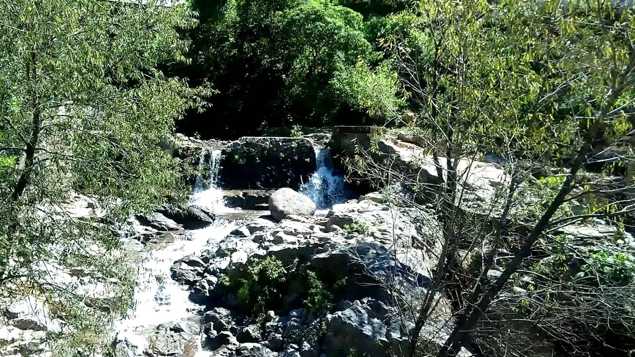 Cascada en Chirimoyos Concordia Sinaloa - YouTube