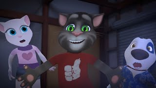 PREMIERE! Smash the Trash - Talking Tom and Friends | Season 5 Episode 3