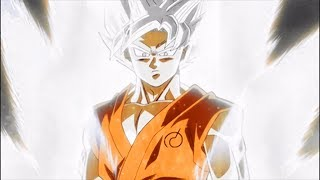 Ultra Instinct Goku AFTER Dragon Ball Super