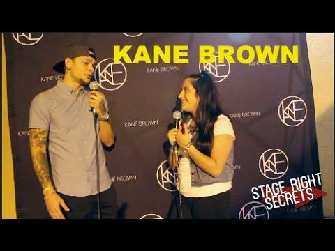 Kane Brown Interview