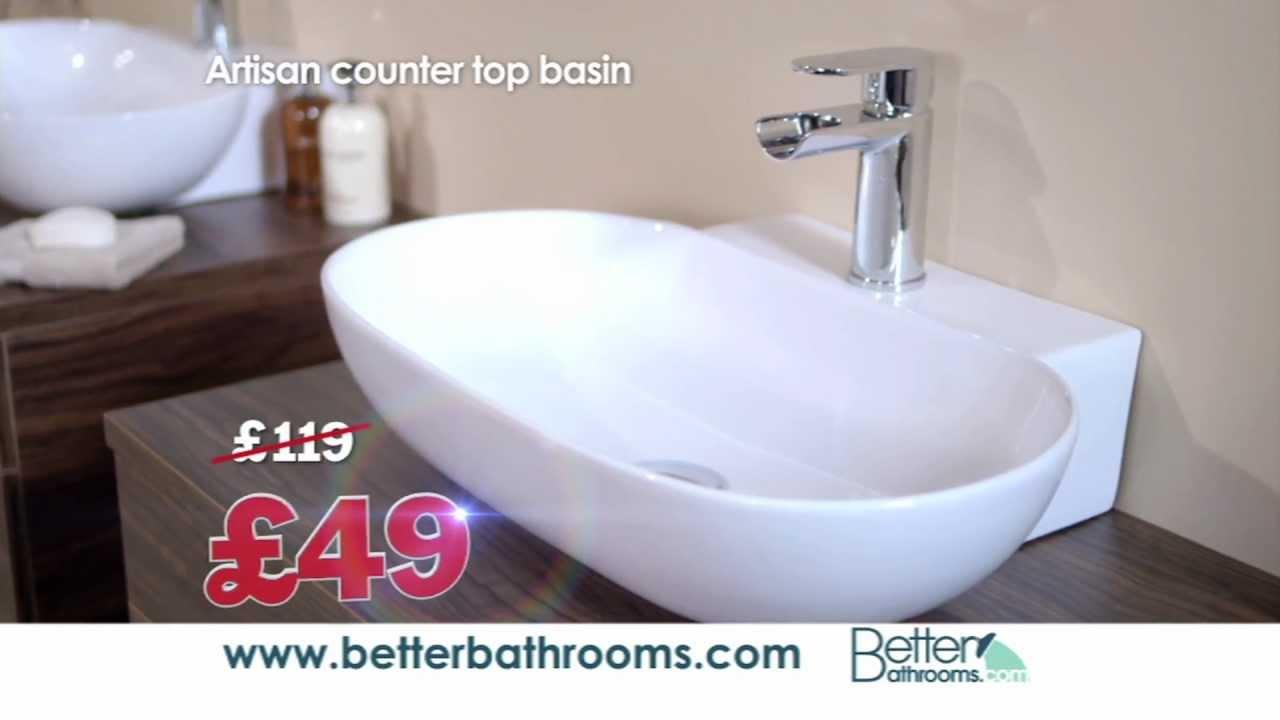 Better bathrooms sale - Better Bathrooms January Sale Tv Advert 2013
