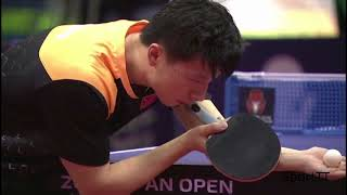 Tomokazu Harimoto vs Ma Long [ Japan Open 2018 ] R8
