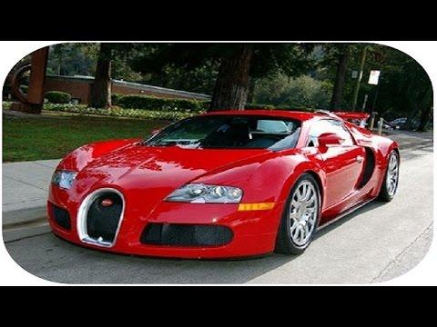 Bugatti Veyron - Гонка на миллион HD
