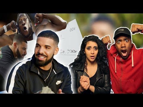 Drake - God's Plan (Official Music Video) | VERY FIRST EMOTIONAL 😢 GODS PLAN REACTION 😳😱 OVO