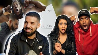 Drake - God's Plan (Official Music Video) | VERY FIRST EMOTIONAL 😢 GODS PLAN REACTION 😳😱 OVO und