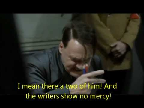 Hitler Learns John Noble Overlooked for Emmy