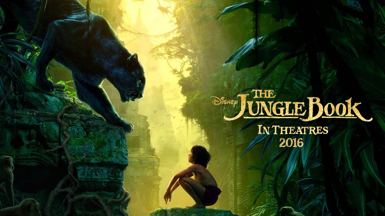 review of the movie the jungle book