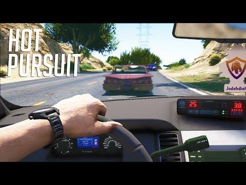 LSPDFR - Day 781 - High speed pursuit