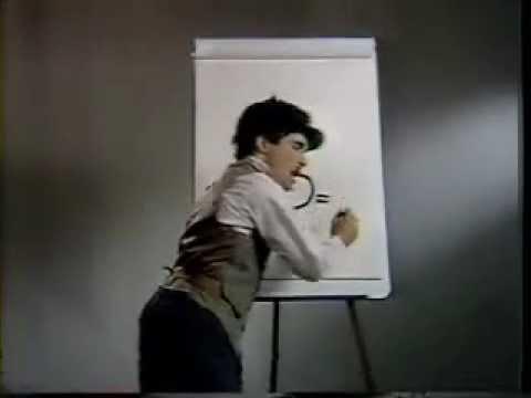 Rick Davis as Charlie Chaplin.flv