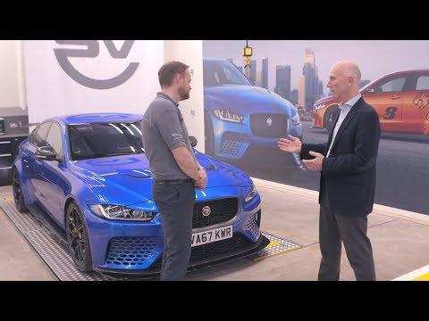 Jaguar XE Project 8 | Pushing Boundaries