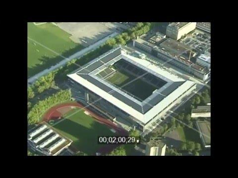Stadion Stade de Suisse in Bern in Schweiz