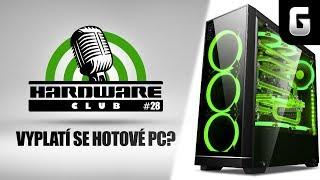 Hardware Club #28 o hotových sestavách