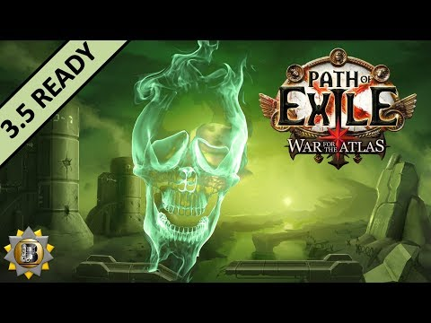 [3.5] Toxic Rain Build - Pathfinder Ranger - Path of Exile War For The Atlas - Betrayal