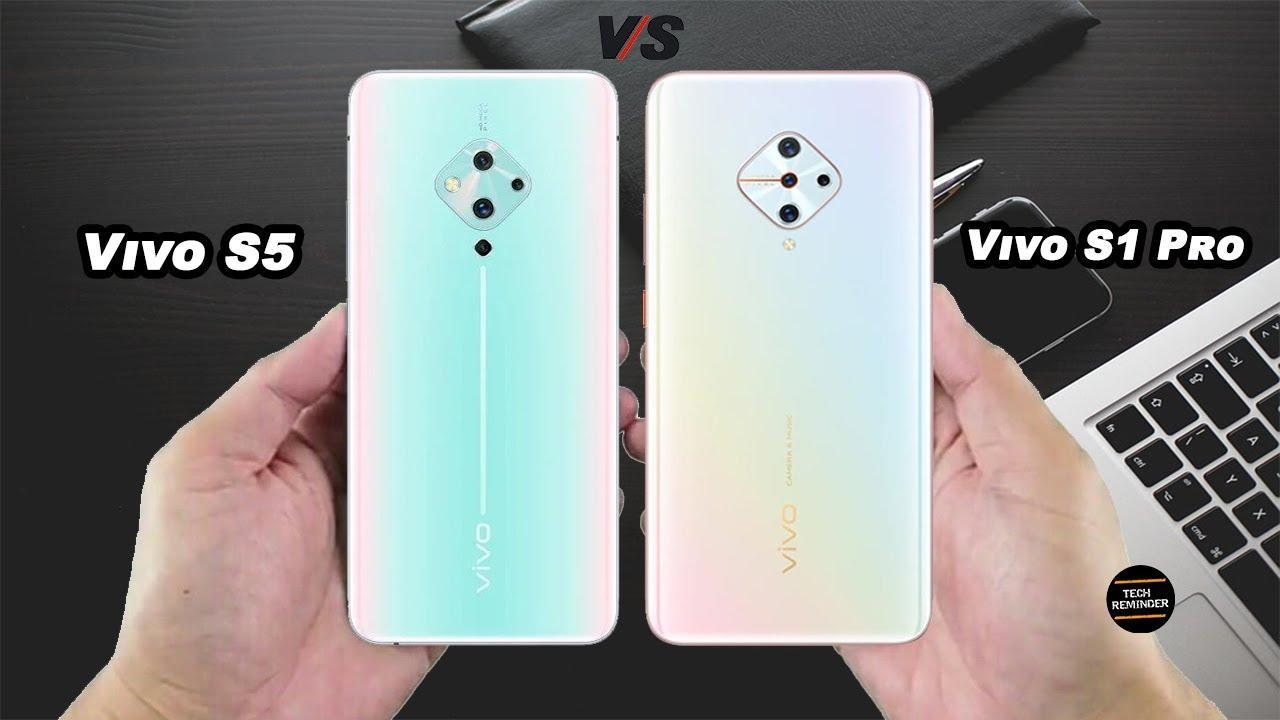 Vivo S1 Pro Vs Vivo S5 Should I upgrade?