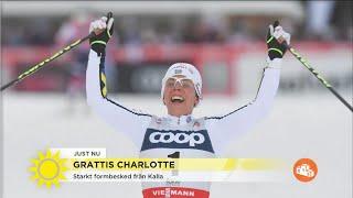 Kalla knäckte Björgen och chockade Norge: