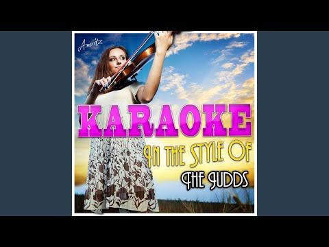 Young Love (In the Style of the Judds) (Karaoke Version)