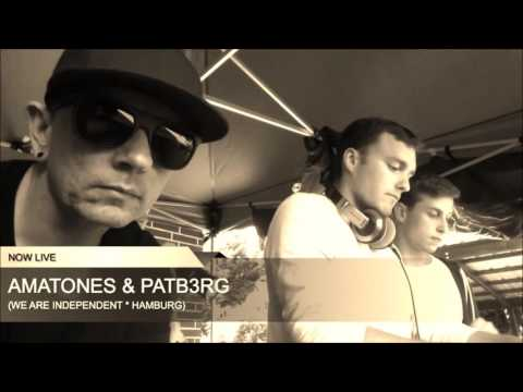 Amatones & Patb3rg in the Mix @ Heinrich & Heine Streaming Session (06.08.2016)
