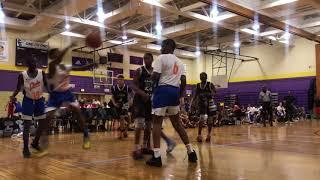 Team L.A.B. vs The Clyde's -Marvin Guthrie Coach Dayal