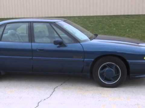 1992 Pontiac Bonneville 4dr Sedan SSEi