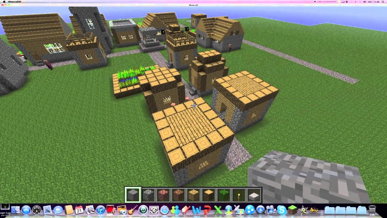 comment installer minecraft gratuit et savoir l 39 utiliser sur mac youtube. Black Bedroom Furniture Sets. Home Design Ideas