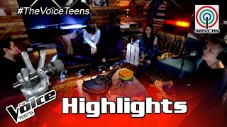 """The Voice Teens Philippines: Teen Coaches sing """"Next In Line"""""""