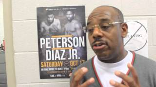 Lamont Peterson - Washington Informer