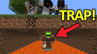 CRAZIEST 900IQ Minecraft Plays That Will BLOW Your Mind #8