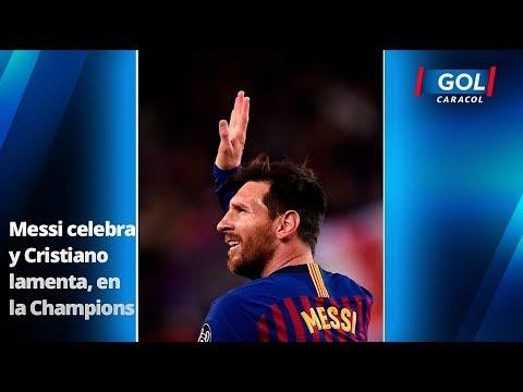 Los mejores momentos de la espectacular jornada de la UEFA Champions League | Gol Caracol