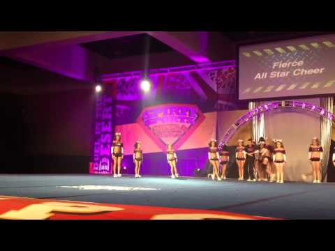 Spirit Sports Competition - Fierce All Stars