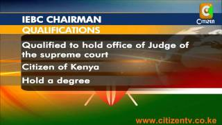 Kenyans Disinterested With IEBC Job?