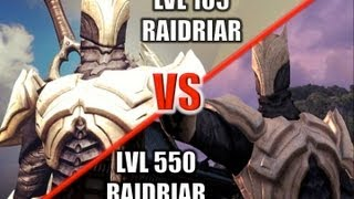 Infinity Blade 2_ Raidriar vs Raidriar Clash of the God Kings