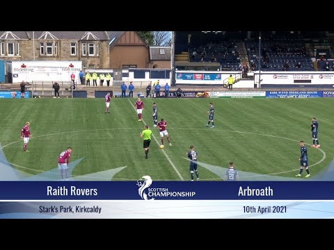 Raith Arbroath Goals And Highlights