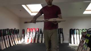 HELL 4 LEATHER G1 CUSTOM LOW MIDDLE CRICKET BAT REVIEW 2015