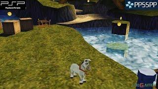 Donkey Xote - PSP Gameplay 1080p (PPSSPP)