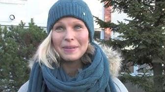 Irtokiekko: Haastattelussa Nelosen kiekkotoimittaja Minna Korkka.