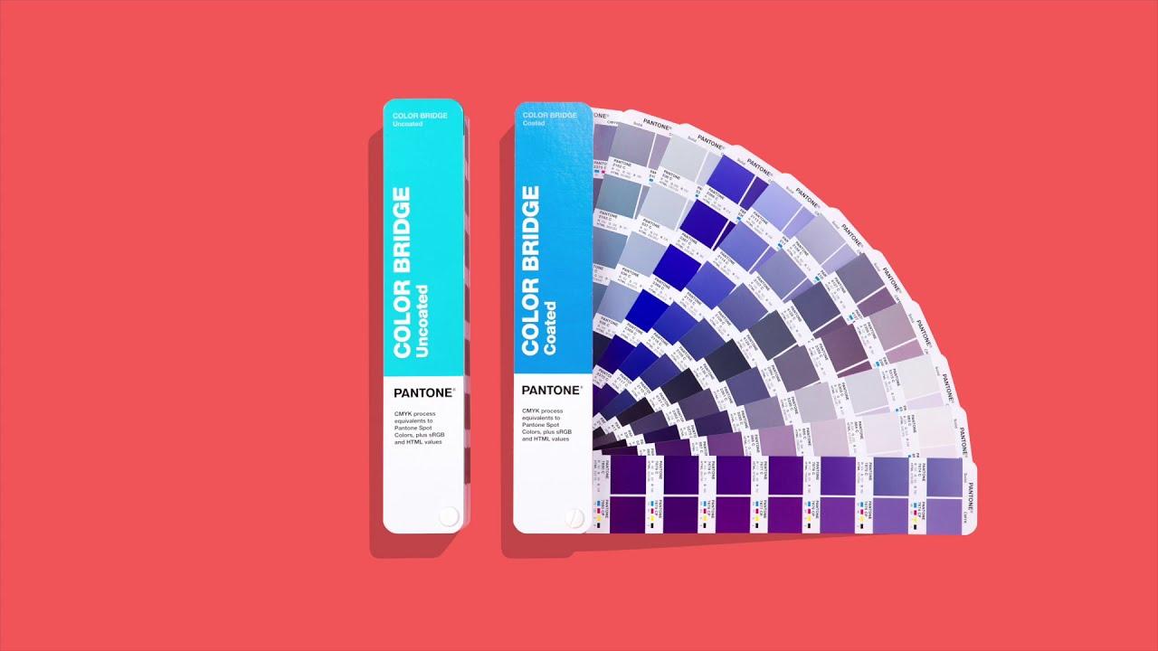 Pantone Color Bridge for Graphic, Packaging, and Digital Design