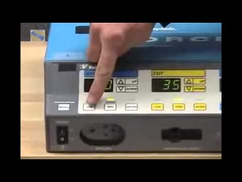 Electrosurgery The Generator Valleylab Force FX-