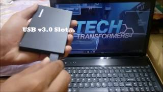 Lenovo F308 1TB Portable Hard Drive Review