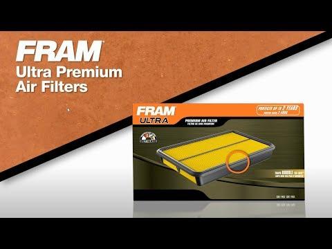 FRAM Ultra Premium Air Filter