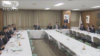 あおり運転の罰則強化へ 道交法改正案を自民に提示(19/12/06)