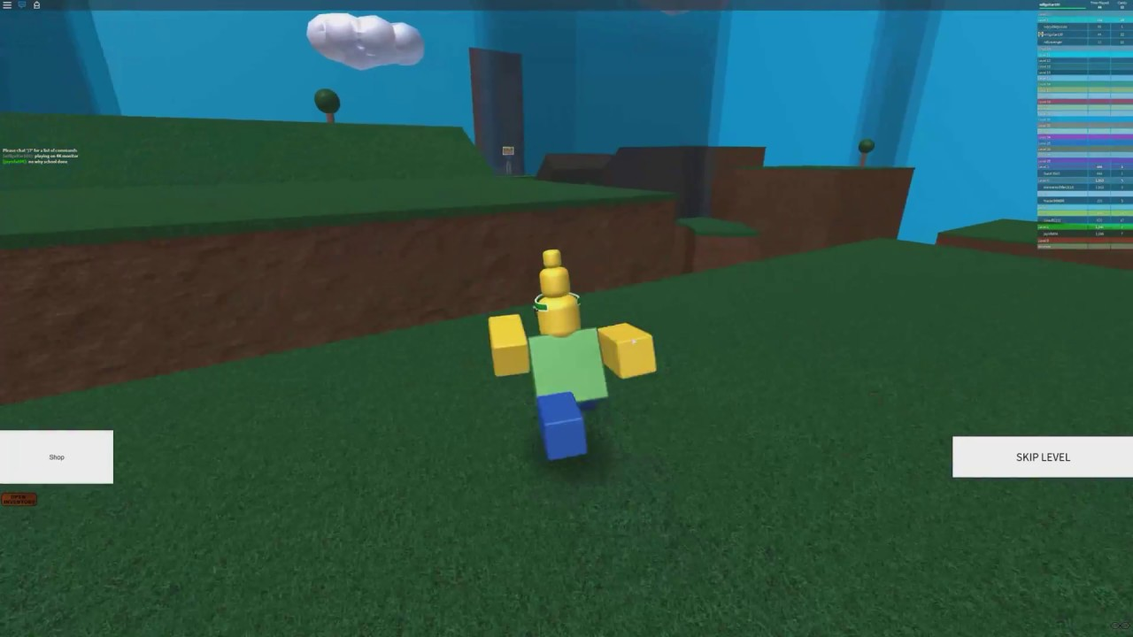 Playing Roblox At 4k Resolution Youtube