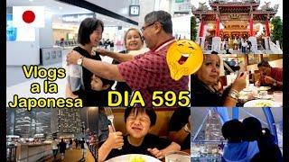 Mis Padres Mexicanos Llegaron a Japón + Su primera Comida JAPON [VLOGS DIARIOS] Ruthi San 16-06-18 ♡ Video