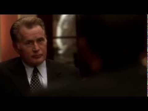 """Shut It Down • The West Wing """"Separation of Powers"""""""