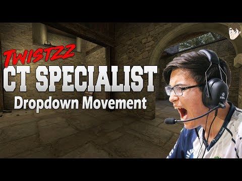 CT Specialist: How Twistzz Actively Defends Dropdown