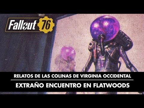 Fallout 76 – Relatos de las colinas de Virginia Occidental: extraño encuentro en Flatwoods