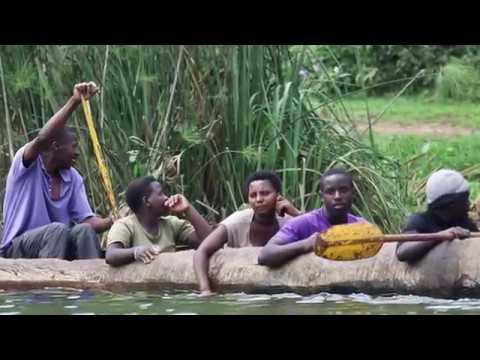 Magnificent Lake Bunyonyi in Uganda