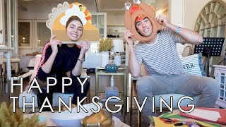 Thanksgiving Challenges With My Brother Gus I Olivia Culpo