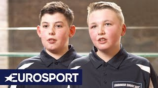 Snooker Shoot-Out 2019: The New Kids on the Baize | Eurosport